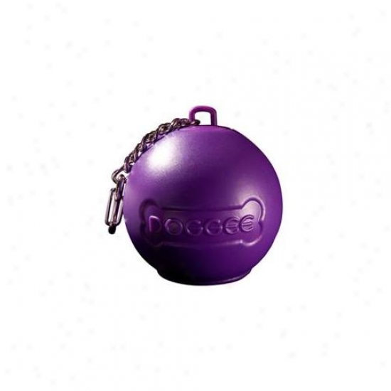 Doggee Sack Dispennser - Purple