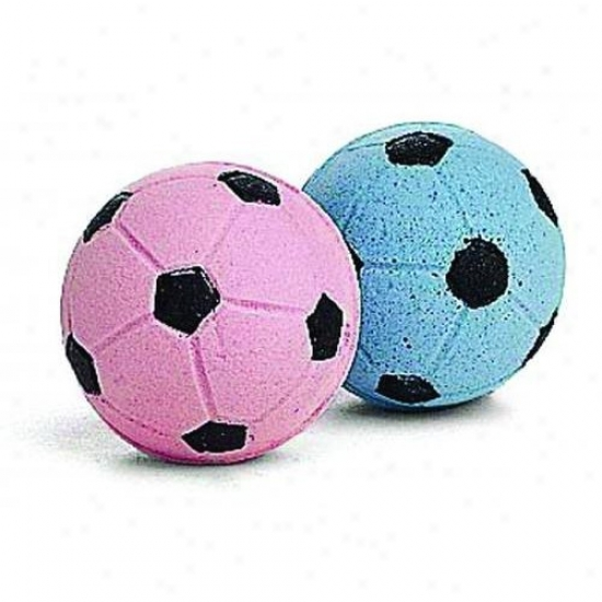 Ethical Cat 2302 SpongeS occer Balls