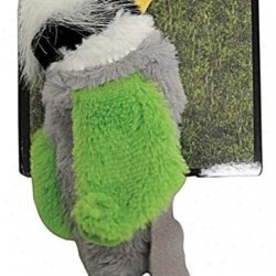 Ethical Cat 2792 Skinneeez Tufted Parrot