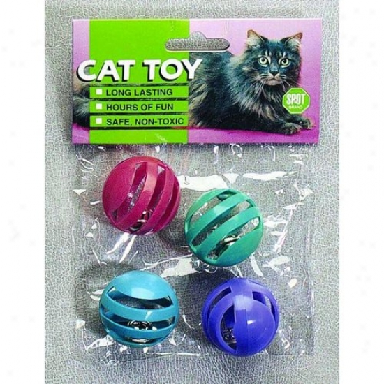 Ethical Cat 2848 Slotted Balls