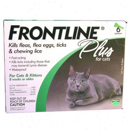 Fce 011-66901 Frontline More Cat