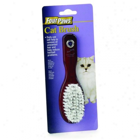 Four Paws 100202064/00679 Cat Brush