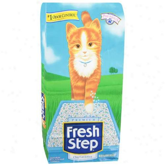 Fresh Step Regular Extreme, Cat Litter, 14 Pounds