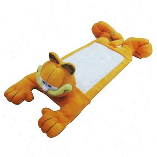 Garfield Cat Scratching Mat
