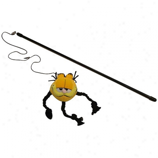 Garfield Premium Cat Fishing Toy