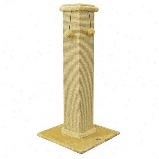 Go Peet Club 35'' Cat Tree