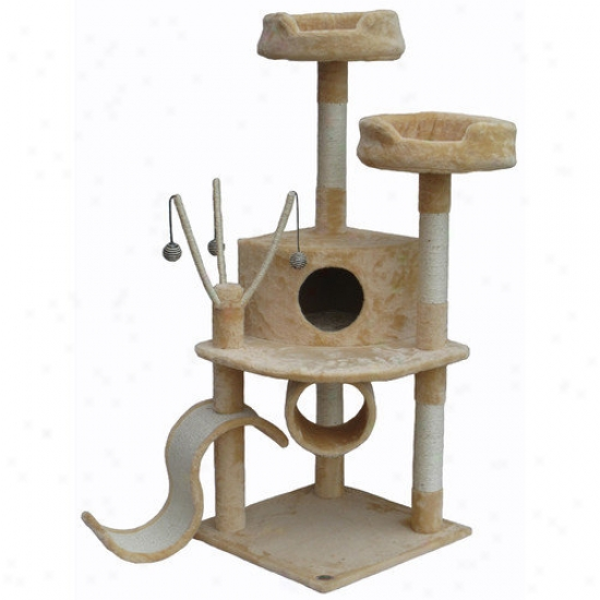 Go Pet Club 55'' Cat Tree