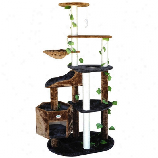 Go Pet Club 74'' Cat Tree