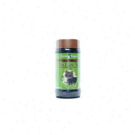Green Foods 57133 1x3 Oz Barley Cat
