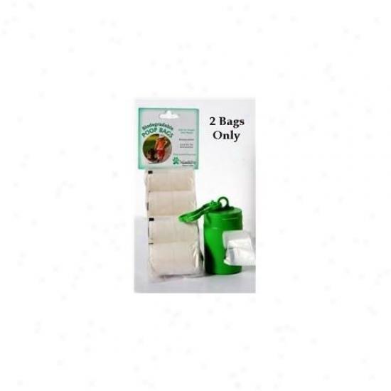 Green Pet Shop 48397 Dispenser & 2 Roll