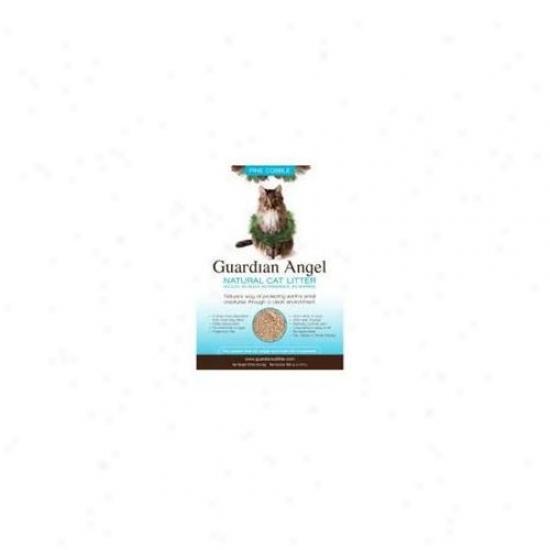 Guardian Angel Pine Cobbler Litter Bucket 12 Lb