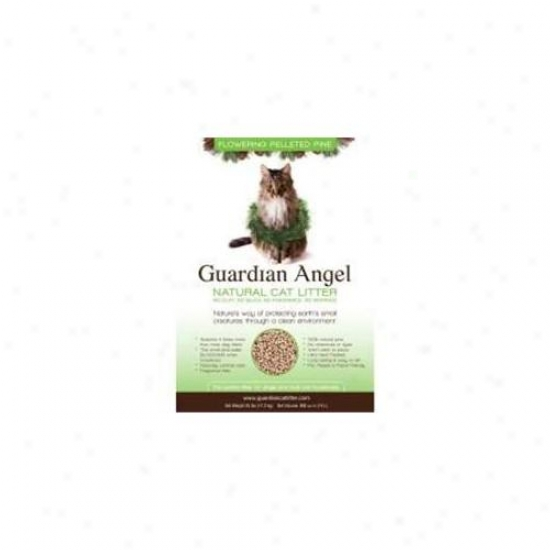 Guardian Angel Pine Pelelt Litter Bag 14 Lb