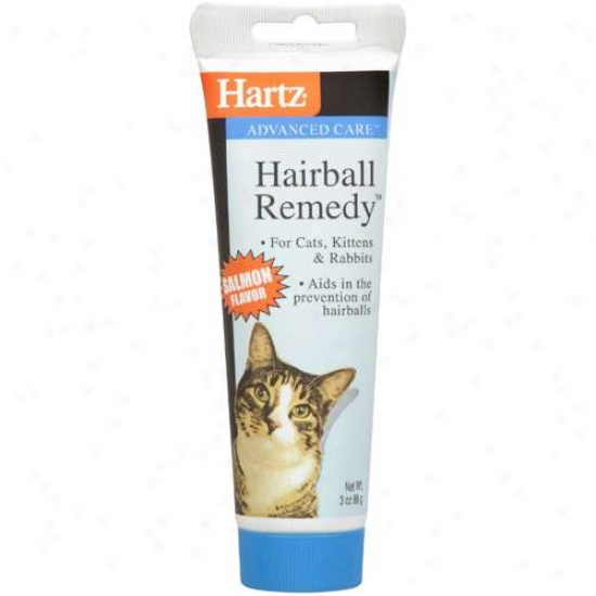 Hartz 95009 3 Oz Advanced Care Hairball Remedy