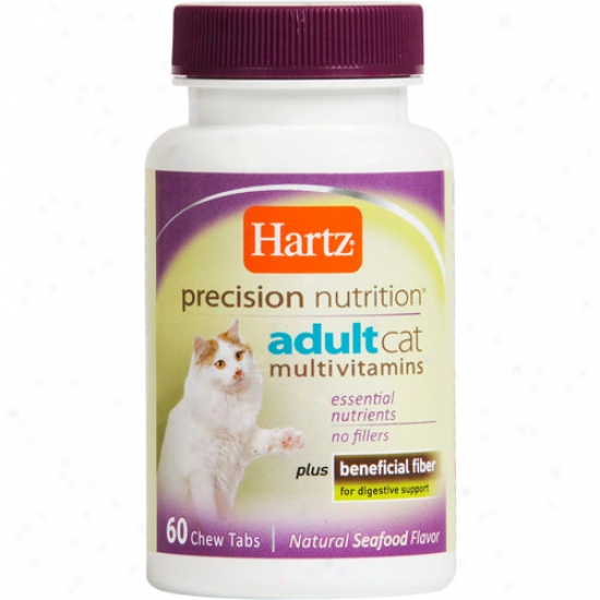 Hartz Adult Cat Vitamins