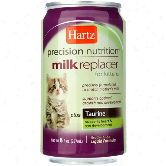 Hartz Liquid Milk Replacer For Kittens