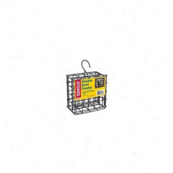 Hiatt Manufacturing Hiatt38093 Double Suet Cage