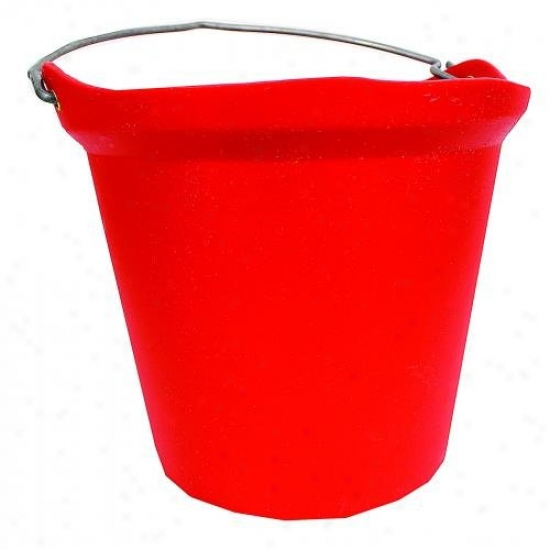 Horsemans 017 Red Super Copy Cat Flatback Bucket