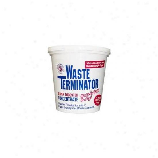 Hueter Toledo  Inc 3148 Waste Terminator Digester Powder