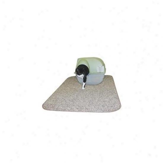 Imperial Cat 00104 Heavy Duty Litter Mat