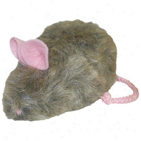 Majestic Cat Cat 'n Around Rowdy Rat Catnip Toy