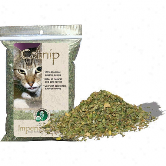 Imperial Cat Certified Organic Catnip