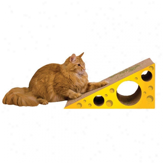 Imperial Cat Cheese Recycled Paper Scratching Board