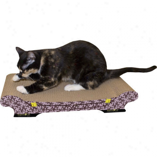 Imperial Cat Large Comfort Couch Recycled Papwr Cat Scratching Board