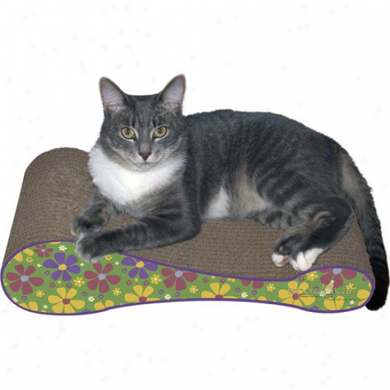 Imperial Cat Sophia Recycled Paper Cat Scratching Board