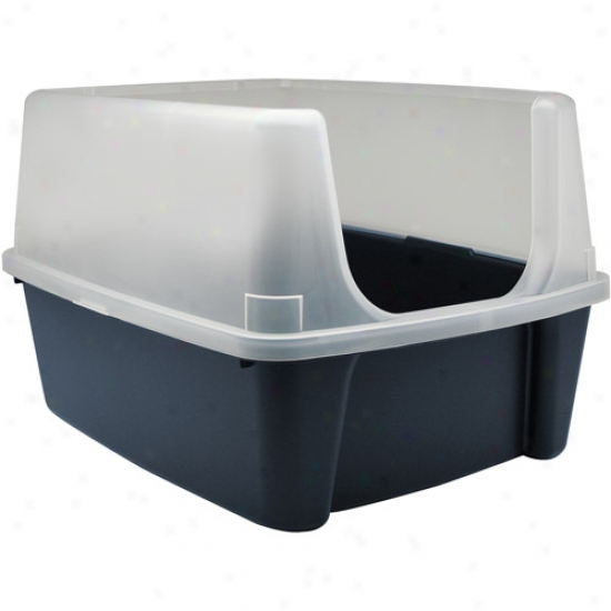 Iris High-sided Cat Litter Box