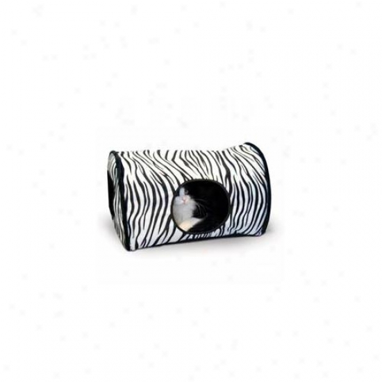 K&h 9981 Kitty Camper Zebra
