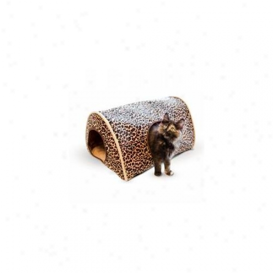 K&h 9982 Kitty Camper Leopard
