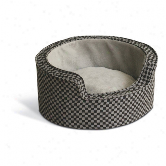 K&h Manufacturing Comfy Round Pet Sleeper