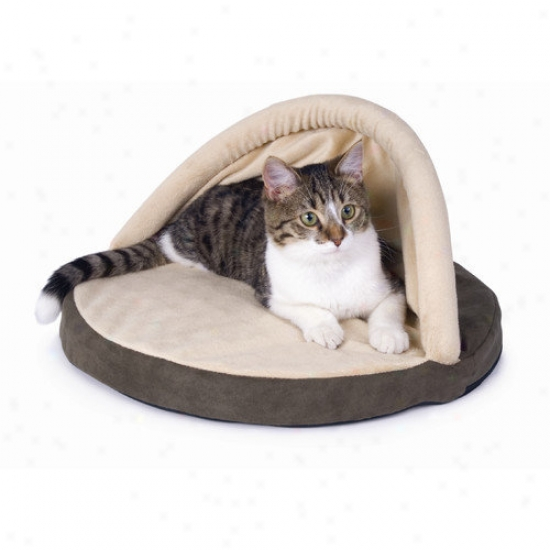 K&h Manufacturing Heated-kitty Hut