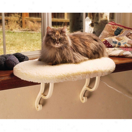 K&h Manufacturing Kitty Sill (non-heated) Cat Bracket