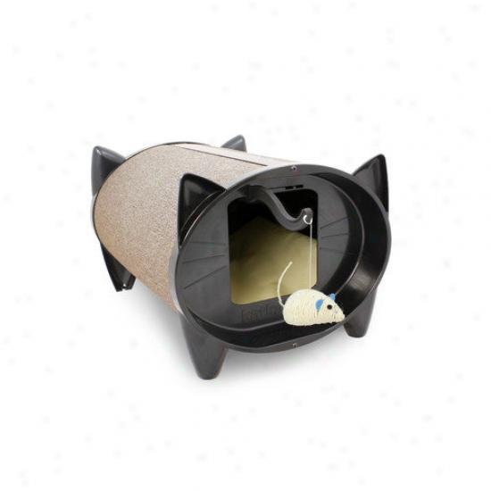 Katkbain By Brinsea Scratch Kabin Cat Hluse In Oatmeal