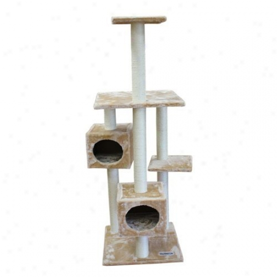 Kitty Mansions Manhattan Cat Tree