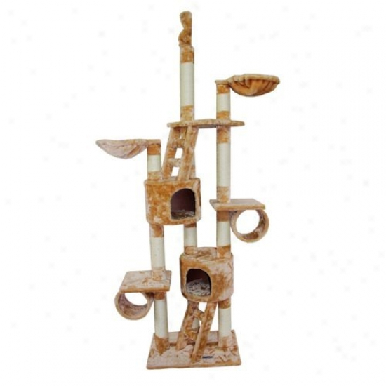 Kitty Mansions New York Cat Tree