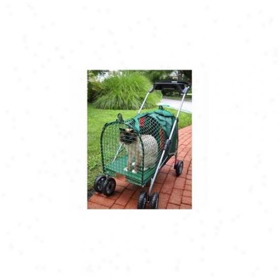 Kittywalk Kw0sne Emerald Stroller 26 Inch X 14 Inch X 17 Inch