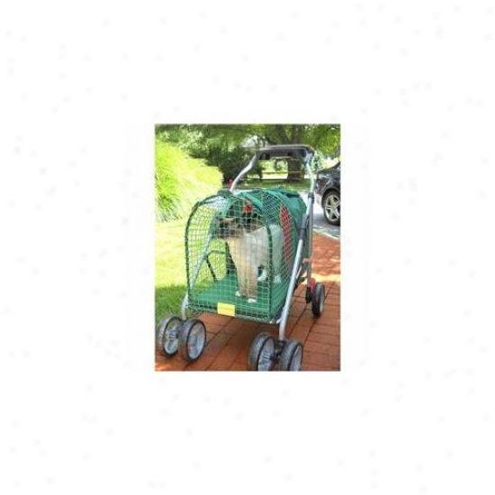 Kittywalk Kwpsnesuv Emerald Stroller Suv 31 Inch X 16 Inch X 20 Inch
