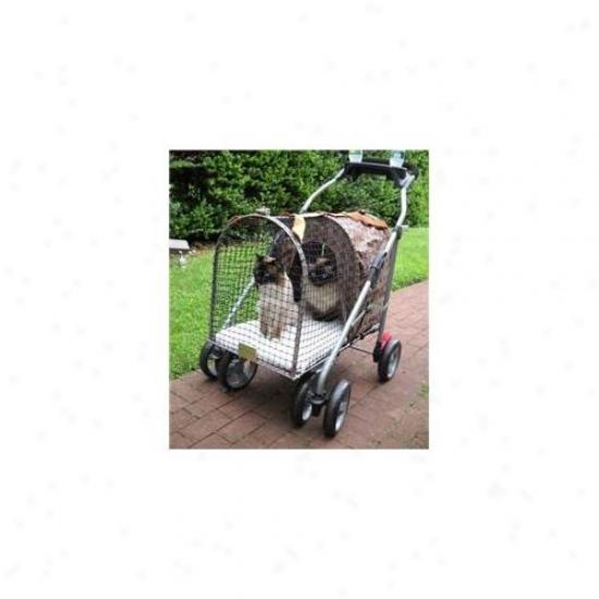 Kittywalk Kwpsroyalesuv Royale Suv Stroller 31 Inch X 16 Inch X 20 Inch