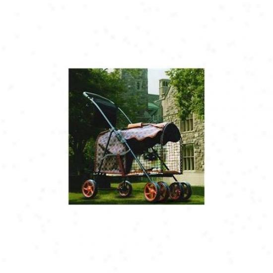 Kittywalk Kwlsroycl Royale Classic Stroller 26 Inch X 13 Inch X 16 Inch