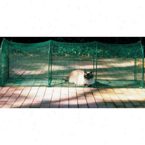 Kittywalk Systems Deck & Patio  Outdoor Pet Enclosure