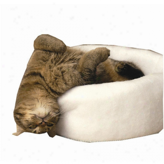 Kt Manufacturing Kuddle Kup Eco-friendly Cat Bed/play Subterranean passage