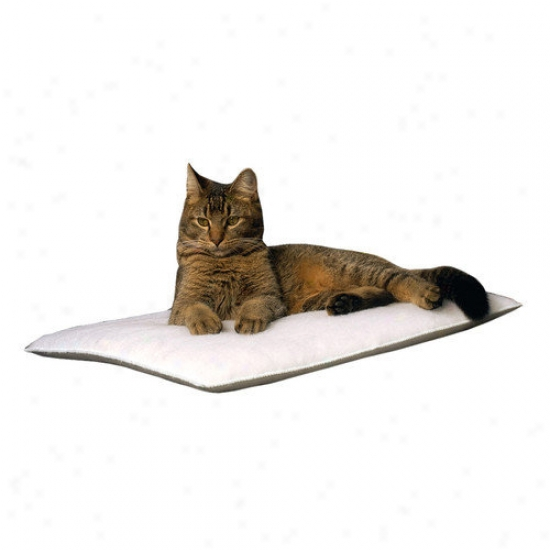 Kt Manufacturing Purr Pafd Eco-friendly Cat Bed