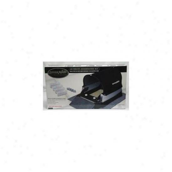 Littermaid Applica- Inc.  Lmekt8000 Accessory Kit For Elite Mega