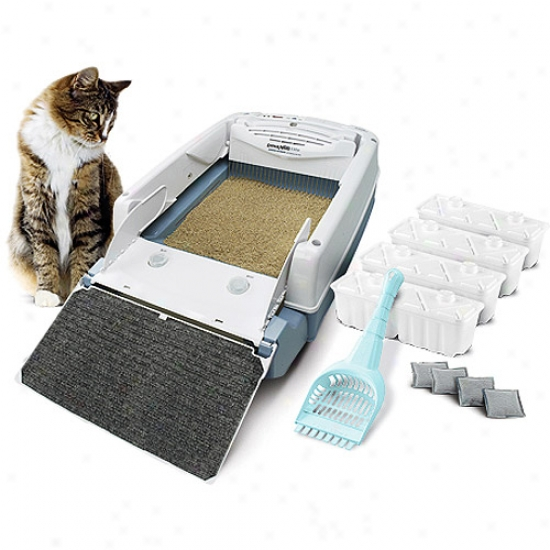 Littermaid Elite Basic Self-cleaning Cat Litter Box (lme5500)