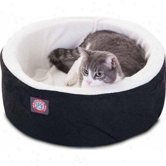 Majestic Pet Products Cat Cuddler Pet Bed, 16""