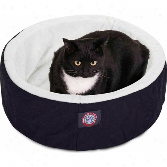 Majestic Pet Products Cat Cuddler Pet Bed, 20""