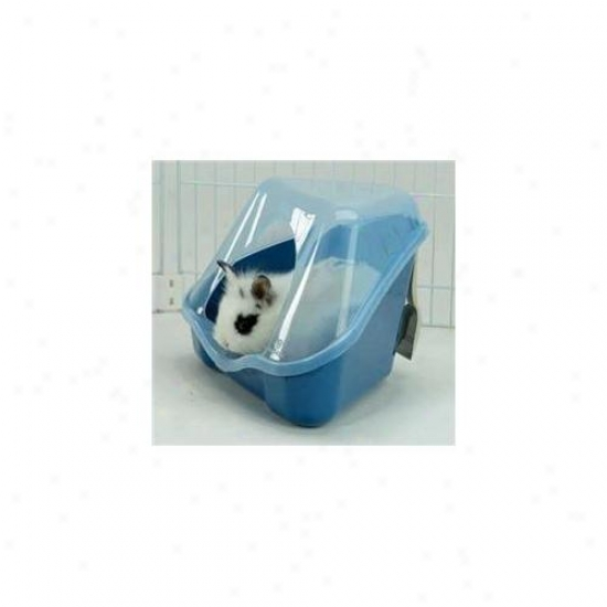 Marchioro Usa Smo34701 Nora 3c Covered Corner Litter Pan