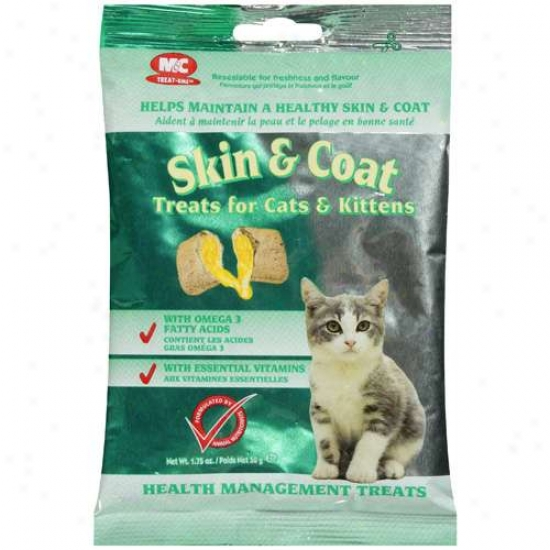 Mark & Chappelle Cmz2268 Peel & Coat Treats For Cats